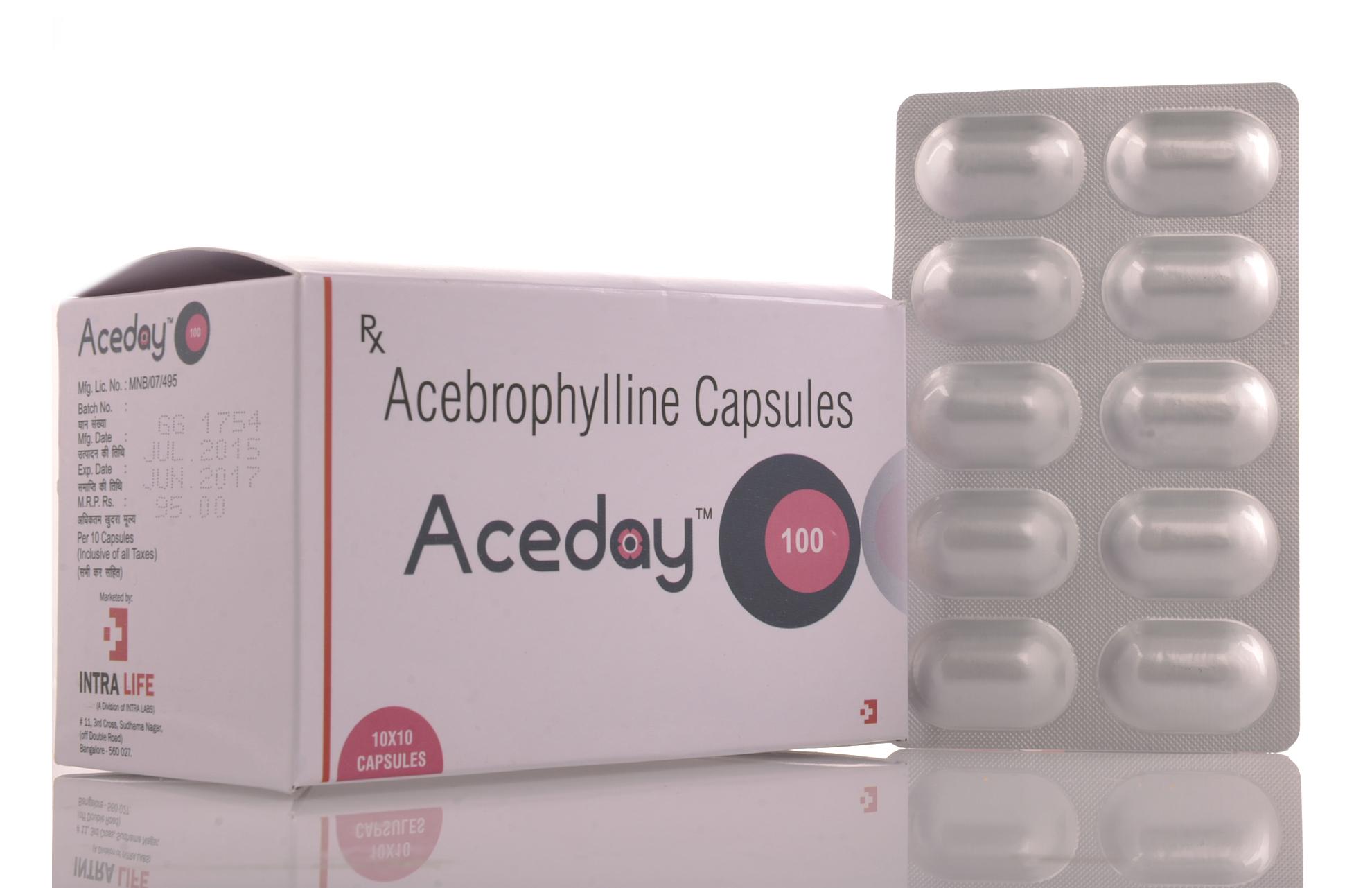 Anti Cough, Anticold & Anti Allergic Range